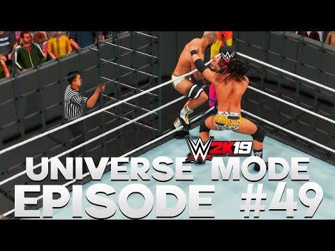 WWE 2K19 | Universe Mode - 'SUMMERSLAM PPV!' (PART 3/4) | #49