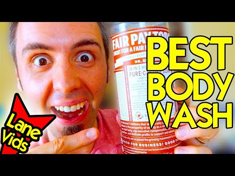 BEST BODY WASH EVER | Dr Bronner Castile Soap Review Mp3