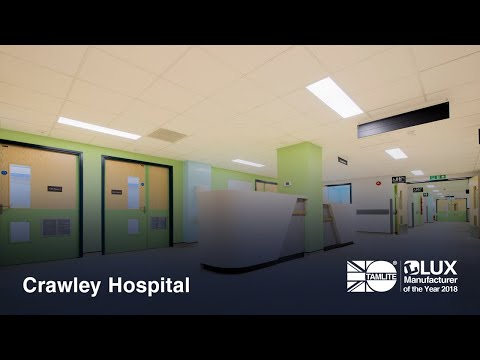 Crawley Hospital Case Study