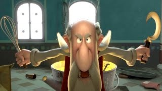 ASTERIX  The Mansion Of The Gods International Trailer English Subtitles