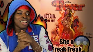 Megan Thee Stallion   Cash Shi* Ft. DaBaby (Fever) | Reaction!