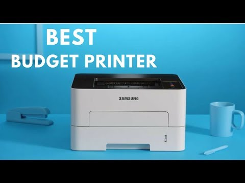 Best Budget Wireless Printer to Buy for Home & Office / Best Samsung Printer Review