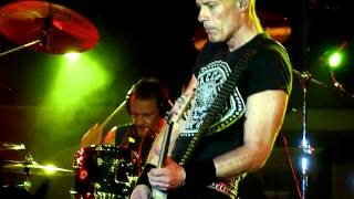Accept - Aiming High (Live in Moscow, Milk Club, 28.04.2012)