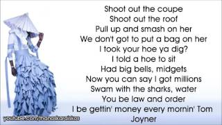 Young Thug - Guwop feat. Quavo, Offset and Young Scooter (Lyrics)