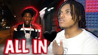 TOP TIER📀 NBA YoungBoy - All In •• REACTION VIDEO ••