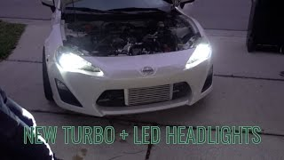 I NEED BOOST!   AUXBEAM Headlight LED's