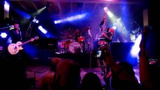 D-A-D, Isn't That Wild, Falkenberg Rockfest 2013-08-24. (filmed with Nokia Lumia 920)