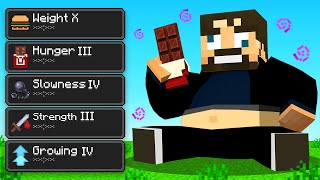 Gaining WEIGHT in Minecraft (Sky Factory)