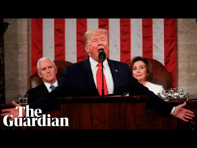 Donald Trump's 2020 State of the Union address