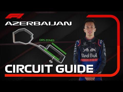 Alexander Albon's Guide To Azerbaijan | 2019 Azerbaijan Grand Prix