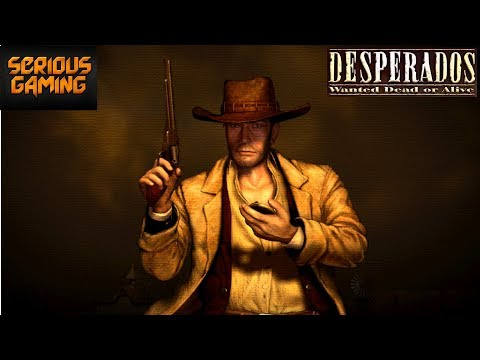 Desperados Wanted Dead Or Alive Walkthrough Part 3 Kate O Hara High Stakes Mission By Costinhd Game Video Walkthroughs