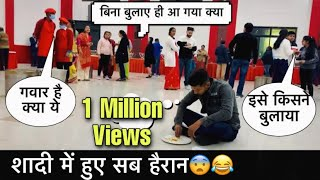 Marriage Prank In Public | Funny Public Reaction In Indian Wedding | Prank In India | Jhopdi K