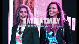 katie & emily | there's a hole in my soul