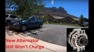 Check Charge System Fix / Chevy Cobalt Pontiac G5