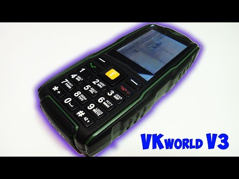 Мобильный телефон VKworld stone V3 IP67