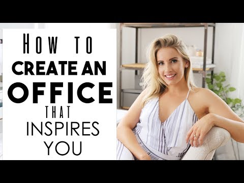 SMALL SPACE INTERIOR DESIGN   7 Tricks to Design an Office that Inspires You