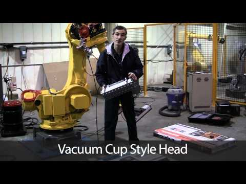 Vacuum Gripper Demonstration