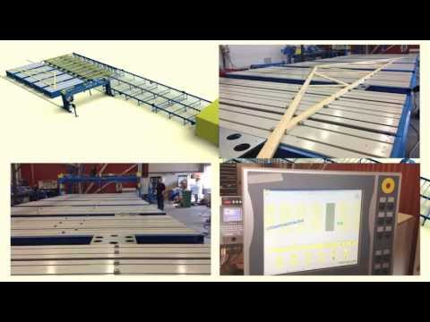 Roof Truss System | Randek AutoEyeTruss System – SF022