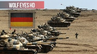Scary German Armed Forces 2017 - How Powerful is Germany?