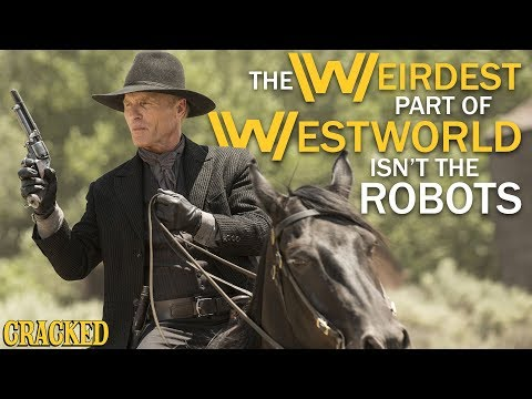 The Weirdest Part Of Westworld Isn't The Robots (Illogical Conclusion)