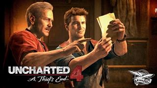 Стрим - Uncharted 4 - Прохождение от Амвэя - Часть 5 - Финал