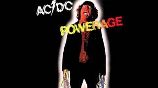 AC/DC - Riff Raff (Lyrics+HQ)