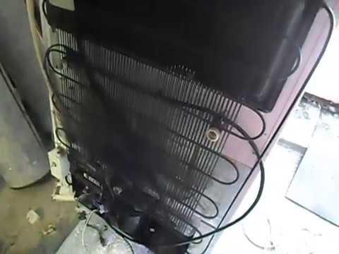 Отключается  холодильник.Диагностика компрессора.