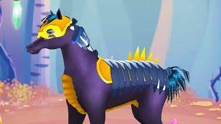 СИМУЛЯТОР МАЛЕНЬКОЙ ЛОШАДКИ #11 EverRun лошади-хранители в игровом мультике для детей #ПУРУМЧАТА