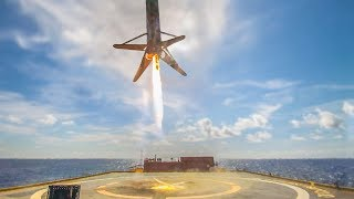 Why does the SpaceX droneship camera cut out?