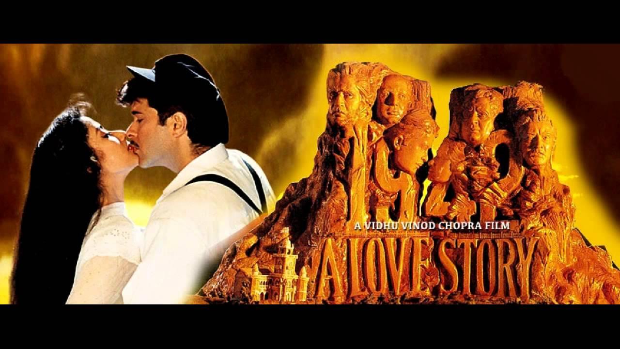 Kuchh Na Kaho Lyrics - Kumar Sanu- 1942 A Love Story