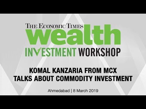 Komal Kanzaria from MCX talks about Commodity investment