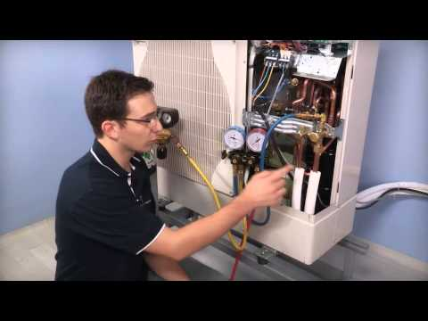 PAC Compress 3000 ODU Split 15s - Unité extérieure pompe à chaleur split