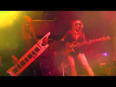 SAD by Lisa Lightning Band, live at Live Wire Lounge 2014