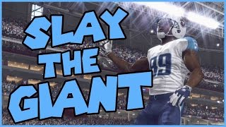CAN WE SLAY THE GIANT??? - Madden 16 Ultimate Team | MUT 16 PS4 Gameplay