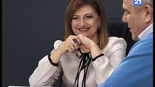 В. Демидецкий и В. Реницэ в программе «ГЛАВНОЕ» 12.12.2018