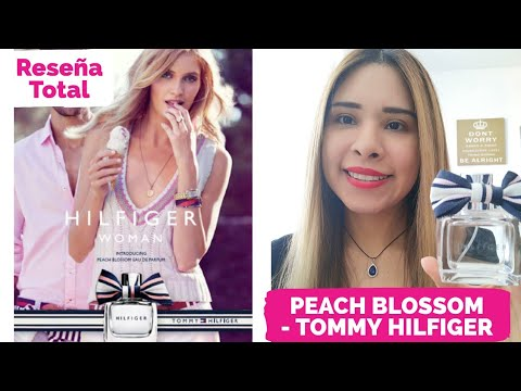 #perfumes PEACH BLOSSOM - TOMMY HILFIGER 🍑🍋 (Reseña Total)