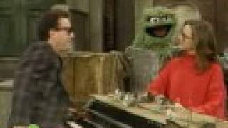 Sesame Street: Billy Joel And Marlee Matlin Sing Just The Way You Are