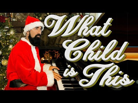 What Child Is This - Beard Guy (Walk off the Earth)