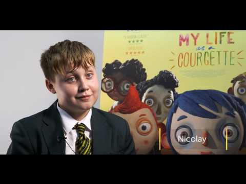 My Life as a Zucchini (Featurette 'Into Film')