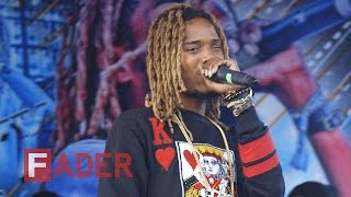 Fetty Wap's Homecoming to Paterson