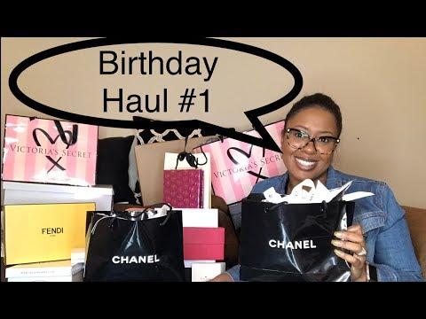 Birthday Haul 2017 | Pt. 1 | Designer Jewelry | Chanel (Rant) | David Yurman, Dior and More…