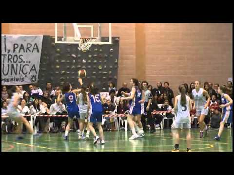 Final Junior Femenino Cantolagua vs Ardoi