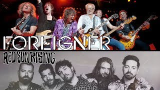 Foreigner and Red Sun Rising at the Sturgis Buffalo Chip | August 4, 2018
