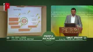 Perpa Akademi - ISO 9001: 2008 Kalite Yönetim Sistemi I