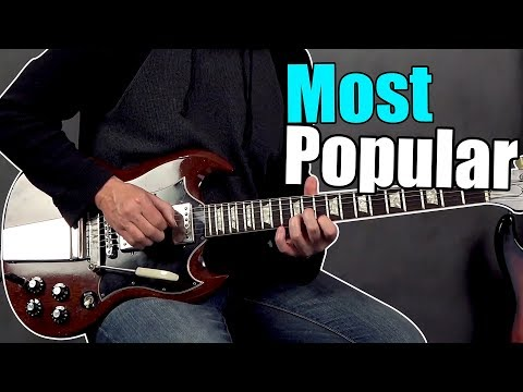 Top 9 AC/DC Licks of All-time 4K