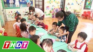 Số trẻ mầm non ở Bắc Ninh nhiễm sán heo tăng cao kỷ lục | THDT