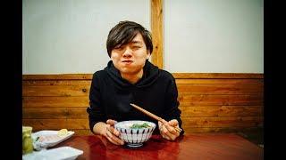 ぼくのりりっくのぼうよみ、北九州のヤバすぎる海鮮丼を食べて崩れ落ちる!!
