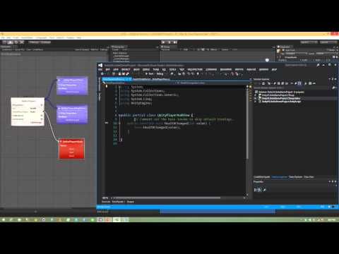 Unite 2014 - Auto Magically MVVM with uFrame