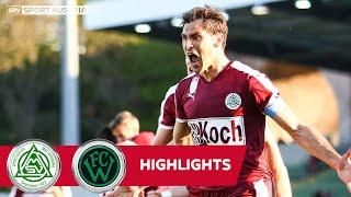 Tipico Bundesliga, 26. Runde: SV Mattersburg - FC Wacker Innsbruck 3:1