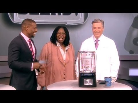 Will It Blend? on The View